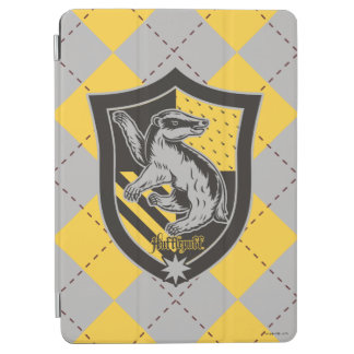 Harry Potter | Hufflepuff House Pride Crest iPad Air Cover