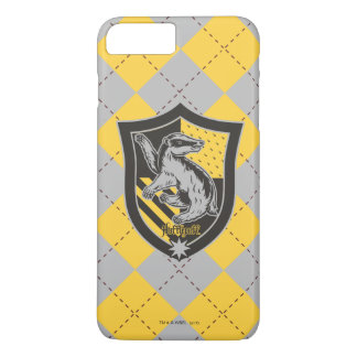 Harry Potter | Hufflepuff House Pride Crest iPhone 7 Plus Case