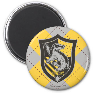 Harry Potter | Hufflepuff House Pride Crest Magnet