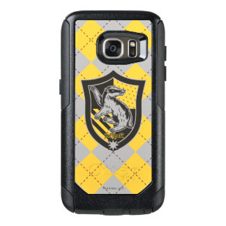 Harry Potter | Hufflepuff House Pride Crest OtterBox Samsung Galaxy S7 Case