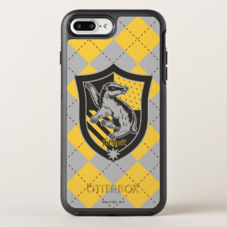 Harry Potter | Hufflepuff House Pride Crest OtterBox Symmetry iPhone 7 Plus Case