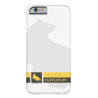Harry Potter | Hufflepuff House Pride Graphic Barely There iPhone 6 Case