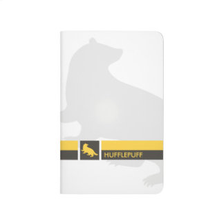 Harry Potter | Hufflepuff House Pride Graphic Journal