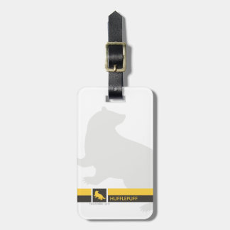 Harry Potter | Hufflepuff House Pride Graphic Luggage Tag