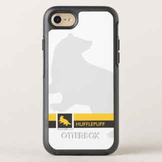 Harry Potter | Hufflepuff House Pride Graphic OtterBox Symmetry iPhone 7 Case