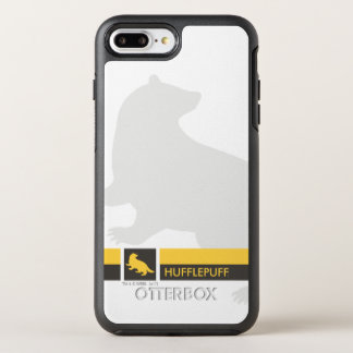 Harry Potter | Hufflepuff House Pride Graphic OtterBox Symmetry iPhone 7 Plus Case