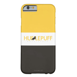 Harry Potter | Hufflepuff House Pride Logo Barely There iPhone 6 Case