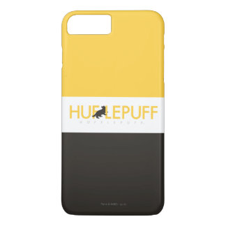 Harry Potter | Hufflepuff House Pride Logo iPhone 7 Plus Case