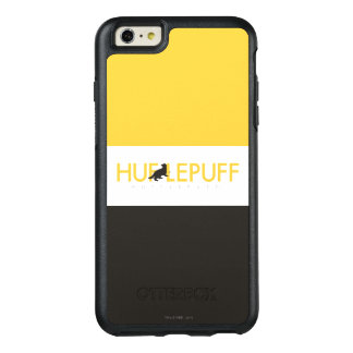 Harry Potter | Hufflepuff House Pride Logo OtterBox iPhone 6/6s Plus Case