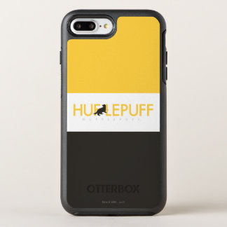 Harry Potter | Hufflepuff House Pride Logo OtterBox Symmetry iPhone 7 Plus Case
