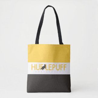 Harry Potter | Hufflepuff House Pride Logo Tote Bag