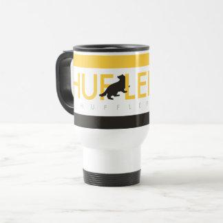 Harry Potter | Hufflepuff House Pride Logo Travel Mug