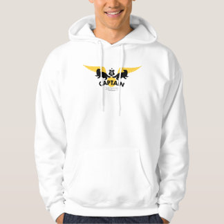 Harry Potter   HUFFLEPUFF™ House Quidditch Captain Hoodie