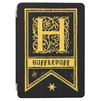 Harry Potter | Hufflepuff Monogram Banner iPad Air Cover