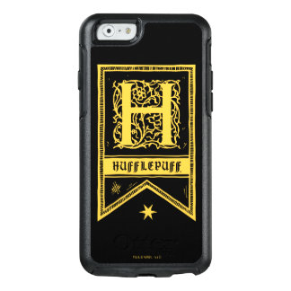 Harry Potter | Hufflepuff Monogram Banner OtterBox iPhone 6/6s Case