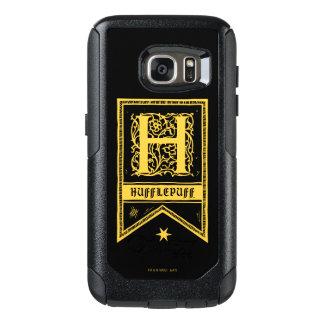 Harry Potter | Hufflepuff Monogram Banner OtterBox Samsung Galaxy S7 Case