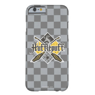 Harry Potter | Hufflepuff Quidditch Crest Barely There iPhone 6 Case