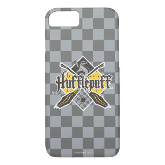 Harry Potter | Hufflepuff Quidditch Crest iPhone 7 Case