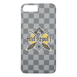Harry Potter | Hufflepuff Quidditch Crest iPhone 7 Plus Case