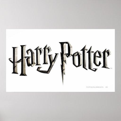 Harry Potter Logo Print