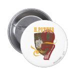 Harry Potter Quidditch 6 Cm Round Badge
