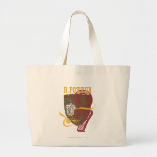 Harry Potter Quidditch Jumbo Tote Bag
