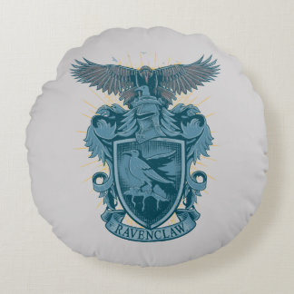 Harry Potter | Ravenclaw Crest Round Cushion