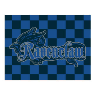Harry Potter | Ravenclaw Eagle Graphic Postcard