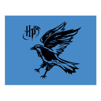 Harry Potter | Ravenclaw Eagle Icon Postcard