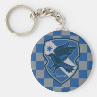 Harry Potter | Ravenclaw House Pride Crest Key Ring