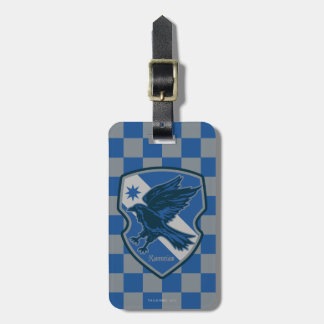 Harry Potter | Ravenclaw House Pride Crest Luggage Tag