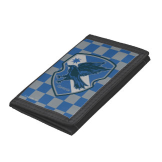 Harry Potter | Ravenclaw House Pride Crest Tri-fold Wallets