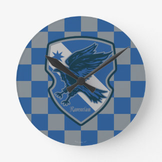 Harry Potter | Ravenclaw House Pride Crest Wall Clocks