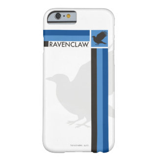 Harry Potter | Ravenclaw House Pride Graphic Barely There iPhone 6 Case