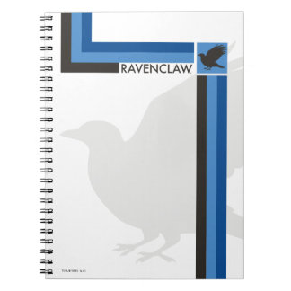 Harry Potter | Ravenclaw House Pride Graphic Notebook