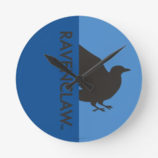 Harry Potter | Ravenclaw House Pride Graphic Wall Clock