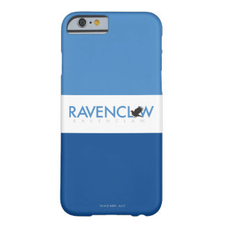 Harry Potter | Ravenclaw House Pride Logo Barely There iPhone 6 Case