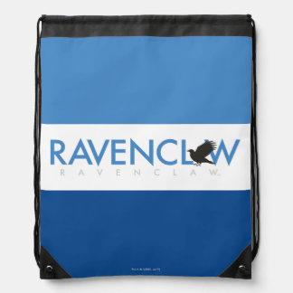 Harry Potter | Ravenclaw House Pride Logo Drawstring Bag