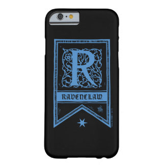 Harry Potter | Ravenclaw Monogram Banner Barely There iPhone 6 Case