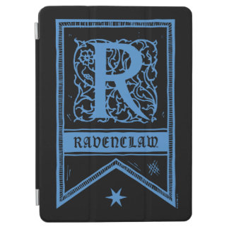 Harry Potter | Ravenclaw Monogram Banner iPad Air Cover