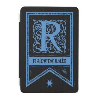 Harry Potter | Ravenclaw Monogram Banner iPad Mini Cover