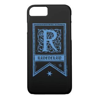 Harry Potter   Ravenclaw Monogram Banner iPhone 8/7 Case