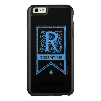 Harry Potter | Ravenclaw Monogram Banner OtterBox iPhone 6/6s Plus Case