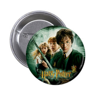 Harry Potter Ron Hermione Dobby Group Shot 6 Cm Round Badge