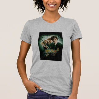 Harry Potter Ron Hermione Dobby Group Shot Tees