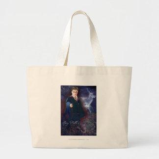 Harry Potter s Stag Patronus Canvas Bag