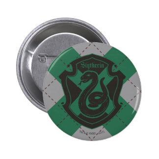 Harry Potter | Slytherin House Pride Crest 6 Cm Round Badge