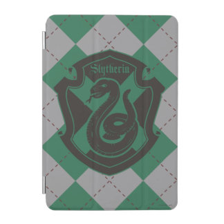 Harry Potter | Slytherin House Pride Crest iPad Mini Cover