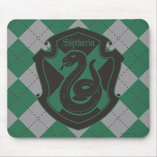 Harry Potter | Slytherin House Pride Crest Mouse Pad