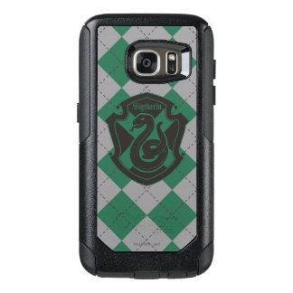 Harry Potter | Slytherin House Pride Crest OtterBox Samsung Galaxy S7 Case